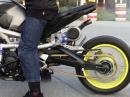 Yamaha MT-09 Turbo - Testride - 'Es lebt und läuft'