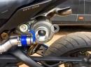 Yamaha MT-09 Turbo Umbau, Sound böse, Leistung ist keine Sünde - Stunter13