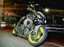 Yamaha MT-10 - Die neue Macht der Dark Side of Japan