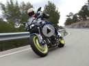 Yamaha MT-10 - First Ride in Spanien via MCN