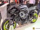 Yamaha MT-10 Walkaround auf der Eicma 2015