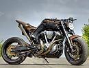 Yamaha MT01 Streetfighter Umbau