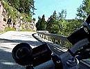 Yamaha MT03 Motorradtour Südtirol Sarnthein/IT nach Auna di Sopro (SP135)