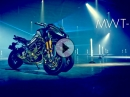 Yamaha MWT-9 Leaning Multi-Wheeler - Sportliches Dreirad