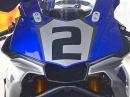 Yamaha R1 2015 - erste Test für AMA Superbike mit der Neuen