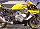 Yamaha R1 60th Anniversary Edition - AIMExpo Orlando