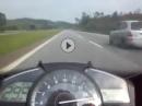 Yamaha R1 - beschleunigt wie Sau aber > 300? Fake?