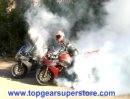 Yamaha R1 Burn