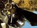 Yamaha R1 Crash in der Snake - Hinterradrutscher und Tschüss.