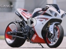 Yamaha R1 Custombike - Toce Umbau: Super Cycle Store - Geil
