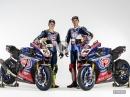 Yamaha R1 Launch WSBK für Toprak Razgatlioglu und Andrea Locatelli