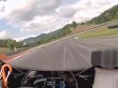Yamaha R1 RN32 (2015) Mugello onboard