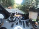 Yamaha R1, RN49, Akrapovic: Feierabend Ründchen in der Steiermark