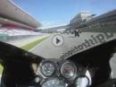Yamaha R1 Turbo - Brutalste Beschleunigung wenn der Turbo zündet - Mugello