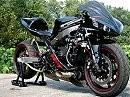 Yamaha R1 Turbo - Vierzylinder Kanonenkugel