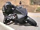 Yamaha R6 würdig im Winkelwerk angedrückt - Snake Racedays