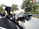 Ballern mit Kumpels: Yamaha R1M, Soundtrack: Akra - Taking The Beast For Haunting