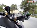 Ballern mit Kumpels: Yamaha R1M, Soundtrack: Akra - Taking The Beast For Haunting