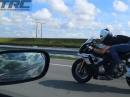 Yamaha R1M (2015) vs. TRC 1000+HP Supra: Eindeutig abgeduscht