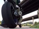 Yamaha R1M Crossplane Musikvideo. Graves Exhaust - Hardrock