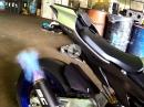 Yamaha R1M mit SC Project CRT Auspuffanlage. Unanständig laut, aber geil!