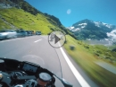 Yamaha R1M rockt den Sustenpass! Hammer Vid von Motobasterds