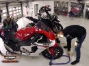Yamaha R1 & BMW S1000RR | GRIP - BIKE EDITION, Test, Prüfstand