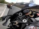 Yamaha R1M vs Aprilia RSV4 RF vs Ducati Panigale - läuft