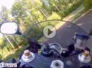 Yamaha R6 am Engländer (Spessart) - Mountain Ride