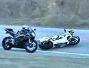 Yamaha R6 Crash mit abräumen - Kegeln auf der Snake - nix passiert, nur Freunde gemacht!