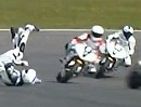 Yamaha R6 Dunlop Cup 2012 auf dem Lausitzring