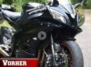 Yamaha R6: Gebrauchtmotorrad Aufbereitung / Projekt Racebike - ChainBrothers