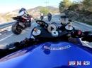 Schrei Kleine: Yamaha R6 - Honda CBR600RR - Aprilia Rsv4 - Ducati