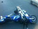 Yamaha R6 in memories auf der Nordschleife 'gestorben'