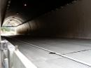 Yamaha R6 mit Toce Auspuffanlage (offen) - Der Schrei im Tunnel
