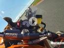 Yamaha R6 Onboard Lap Oschersleben by Murtanio 1:40
