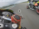 Yamaha R6 - Realistic POV on Racetrack Assen by Murtanio