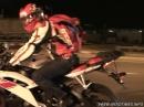 Yamaha R6 vs. Audi RS6 Evotech - Speedtest
