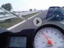 Yamaha R6 vs. Opel Astra Turbo: Vollstreckt! 'Opel faahn iss wie wennze fliechst!'