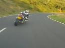 Yamaha R6 vs Triumph Daytona 675 Streetsurfing in der Eifel