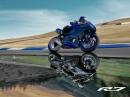 Yamaha R7 (2021) - Eintrittskarte in die R/World, sportliche Leistung und Spaß im Alltag