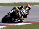 Yamaha Racing MotoGP Test Sepang der zweite Tag