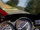 Yamaha RD 350 Onboard