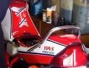 Yamaha RD 350 Start nach 8 Jahren !