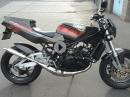 Yamaha RD/RGV 380 Umbau 80,5 PS Hinterrad