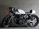 """Yamaha SR 500 Bj: 1978 bildschöner Cafe Racer """"Solus"""" von Lossa Engineering"""