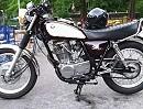 Yamaha SR 500 der Klassiker