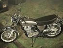 Yamaha SR400 2014 - Einzylinder und Kickstarter - Klassiker