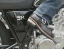 Yamaha SR400 Kickstart My Life - Retrobike