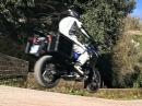 Yamaha Super Tenere XT1200ZE - Gelände trifft Asphalt